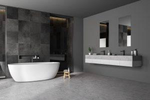 Badezimmer Neubau Bötzingen